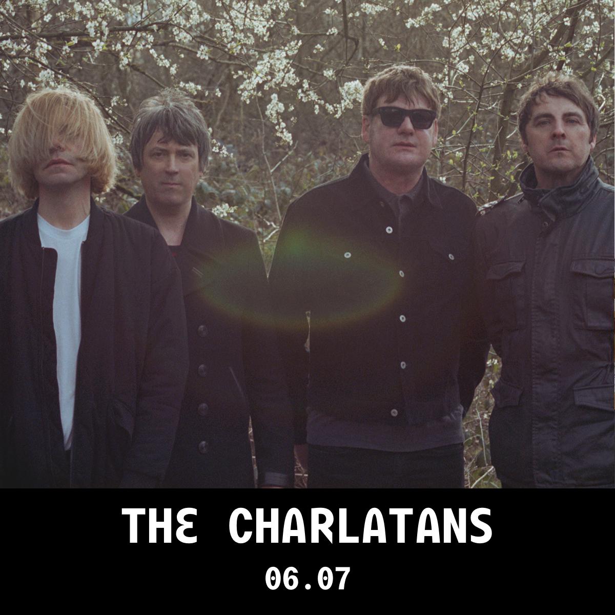 THE CHARLATANS