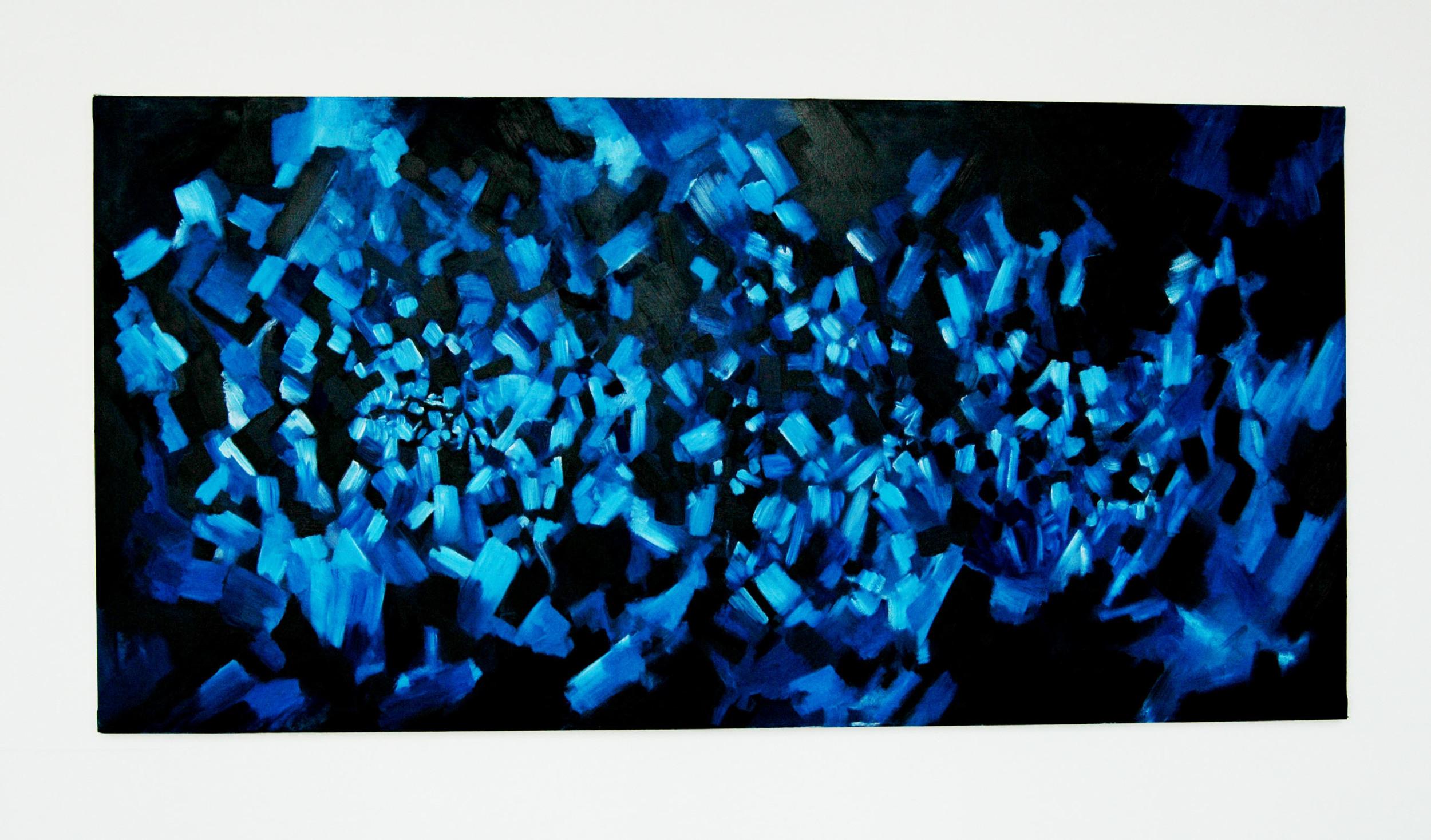 Liminal painting series, 2010