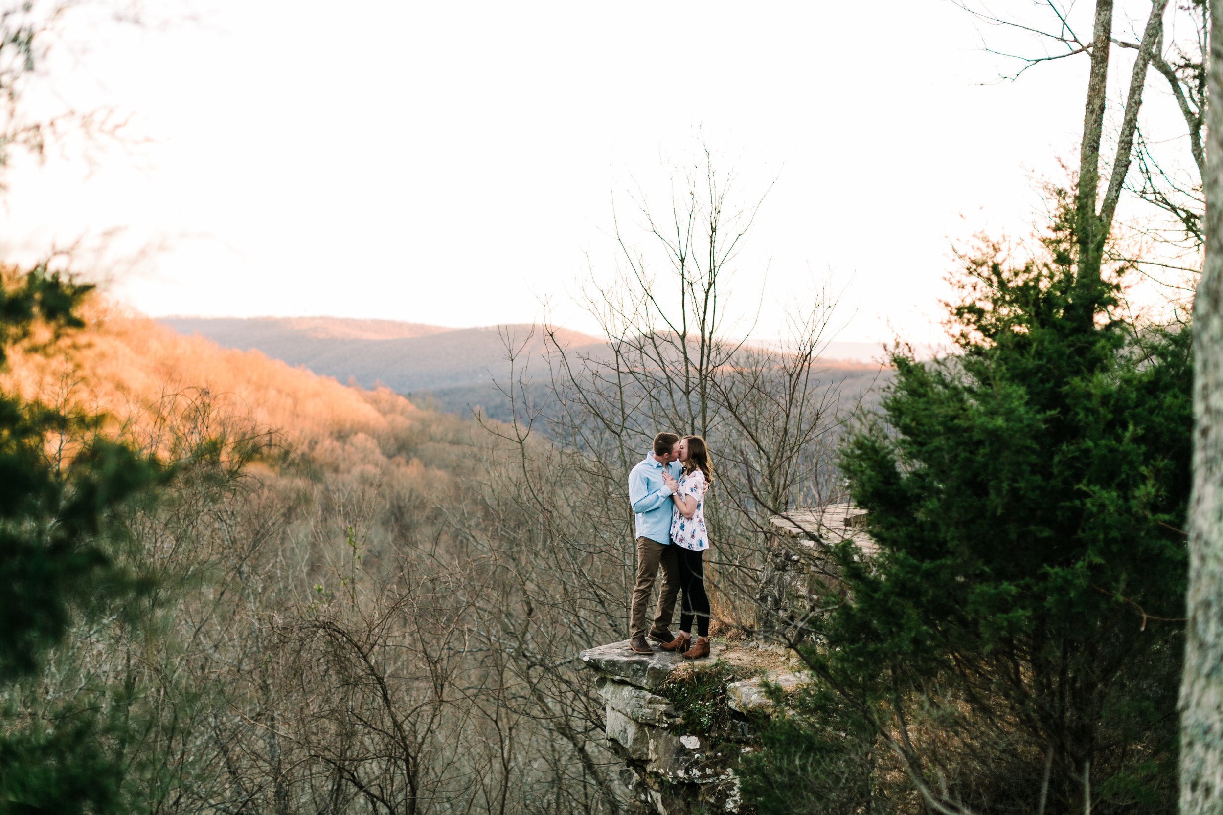 Monte Sano Sunset Spring Engagement Alabama (34 of 45).jpg