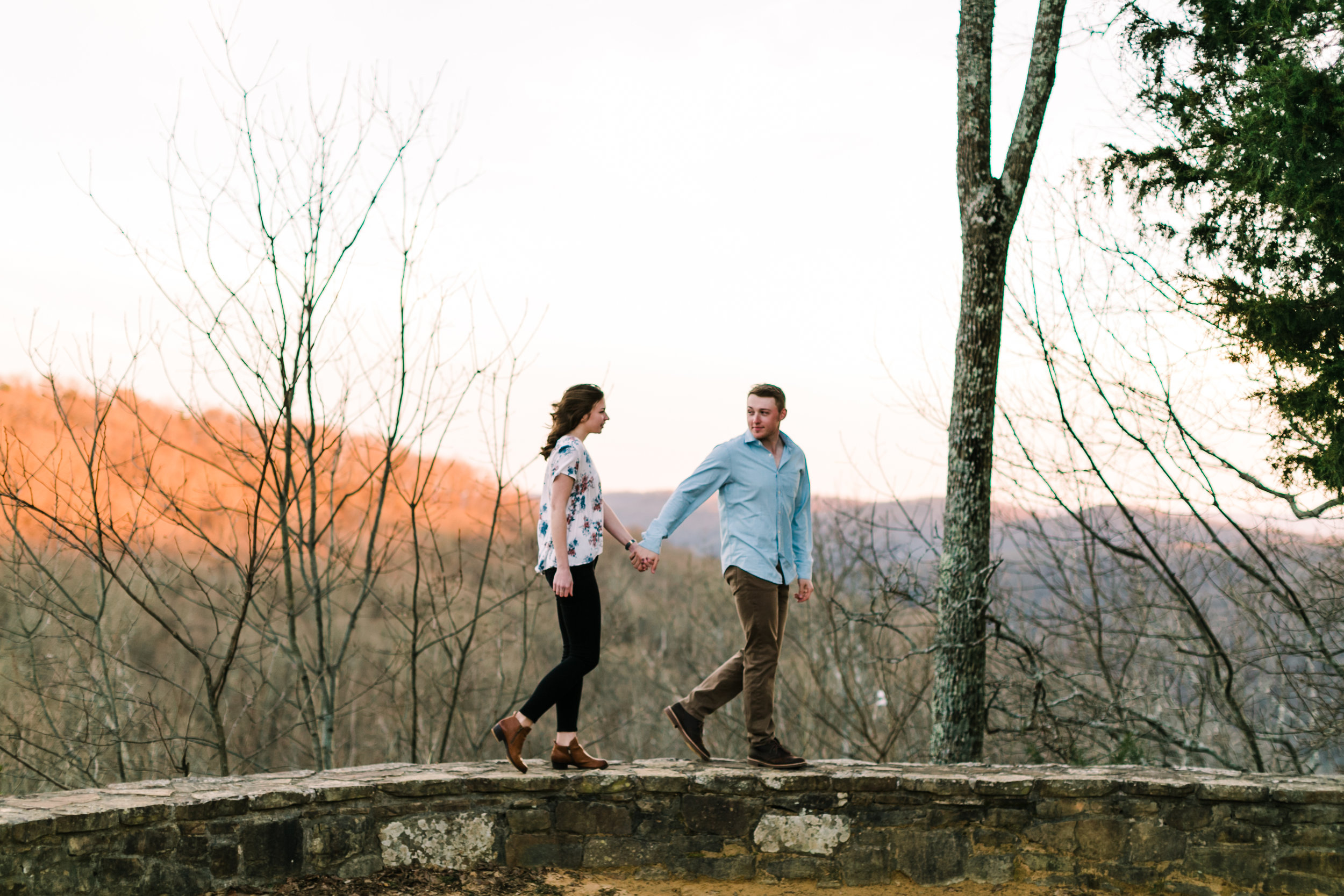 Monte Sano Sunset Spring Engagement Alabama (40 of 45).jpg