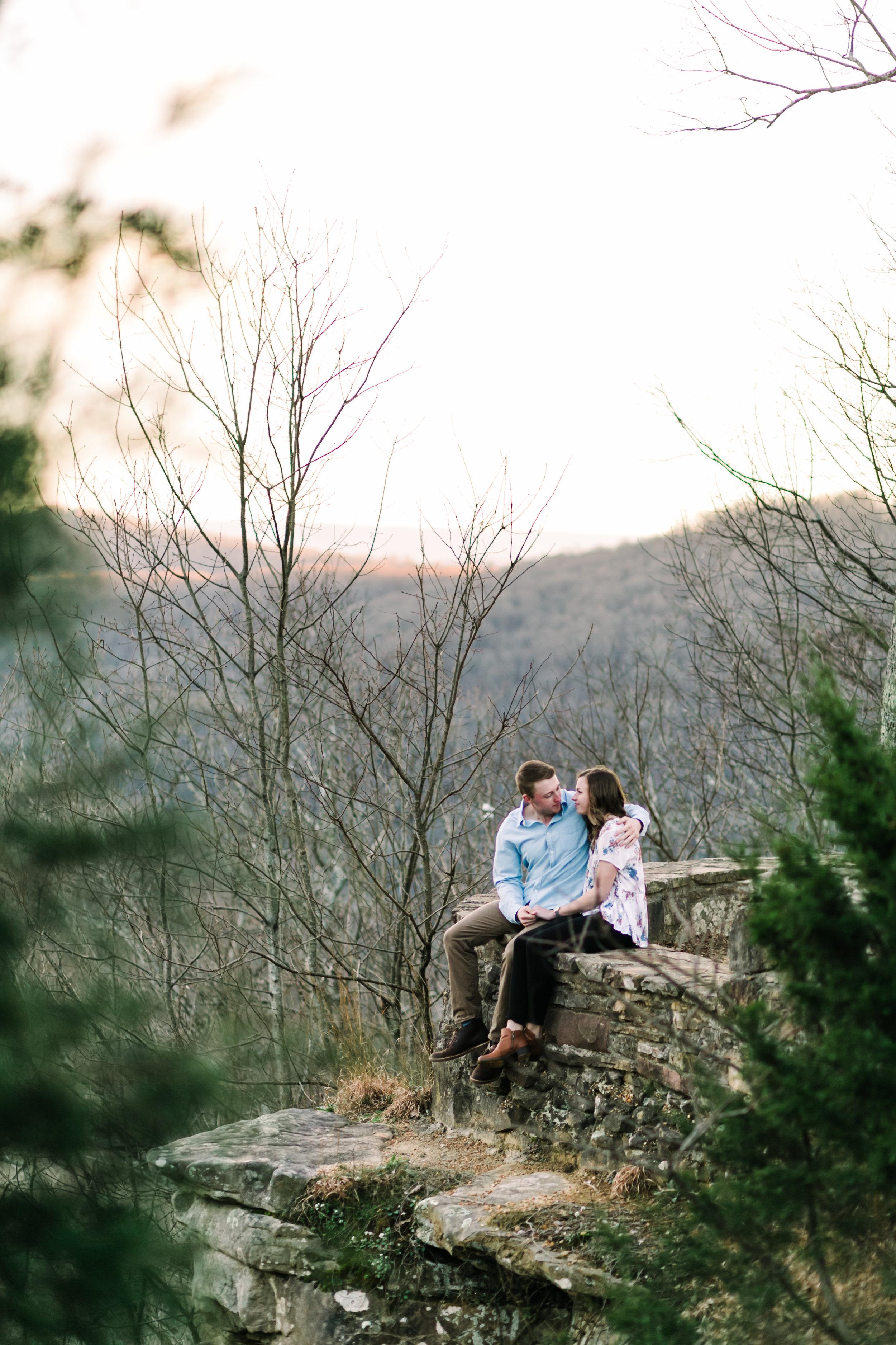 Monte Sano Sunset Spring Engagement Alabama (41 of 45).jpg