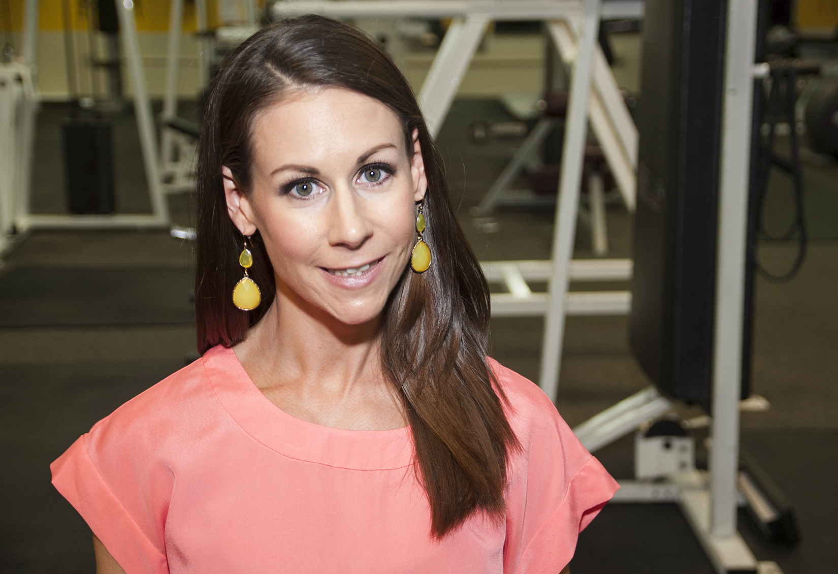 Spring Teller fell in love with fitness over 15 years ago and knew instantly that she wanted to help people achieve their personal best as a career. -