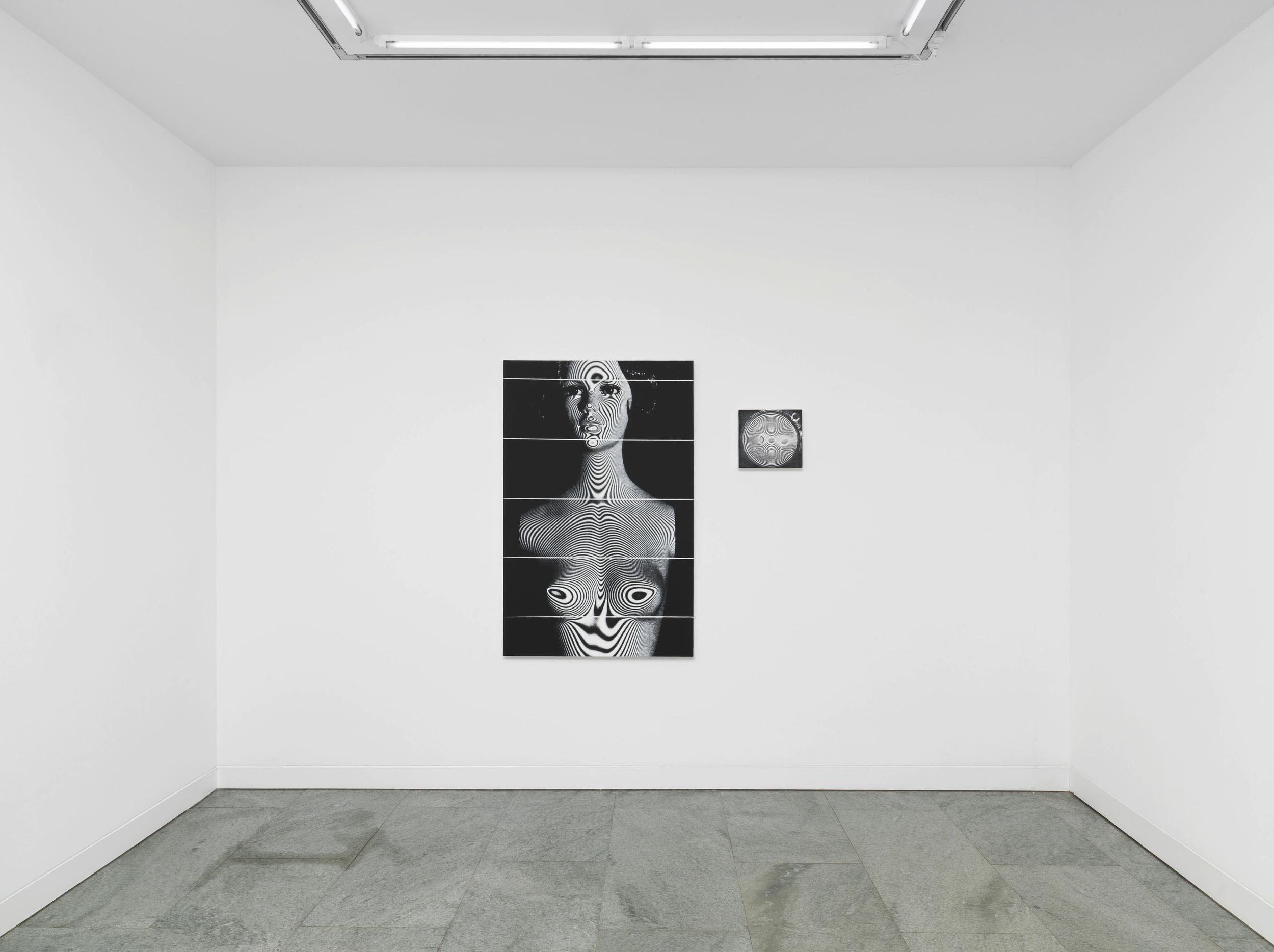 Das Unheimliche , installation view