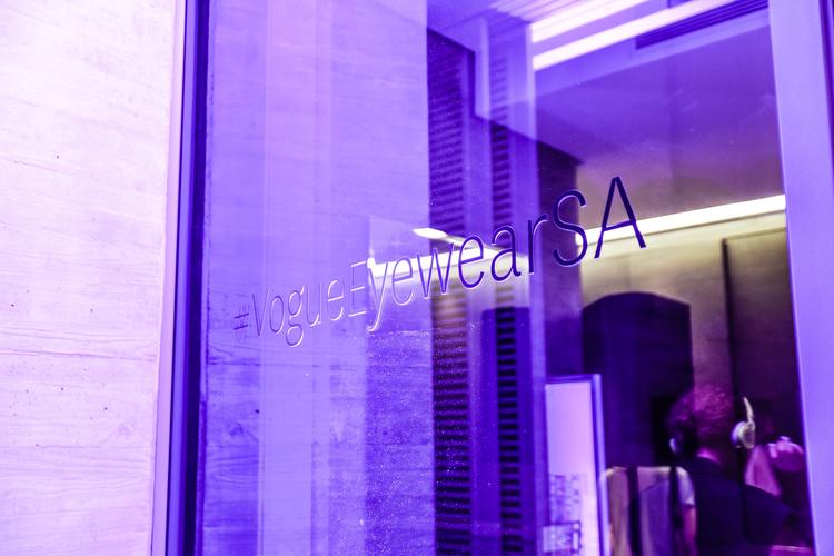 Vogue Eyewear Event Official Photo by Press Room - #VogueEyewearSA