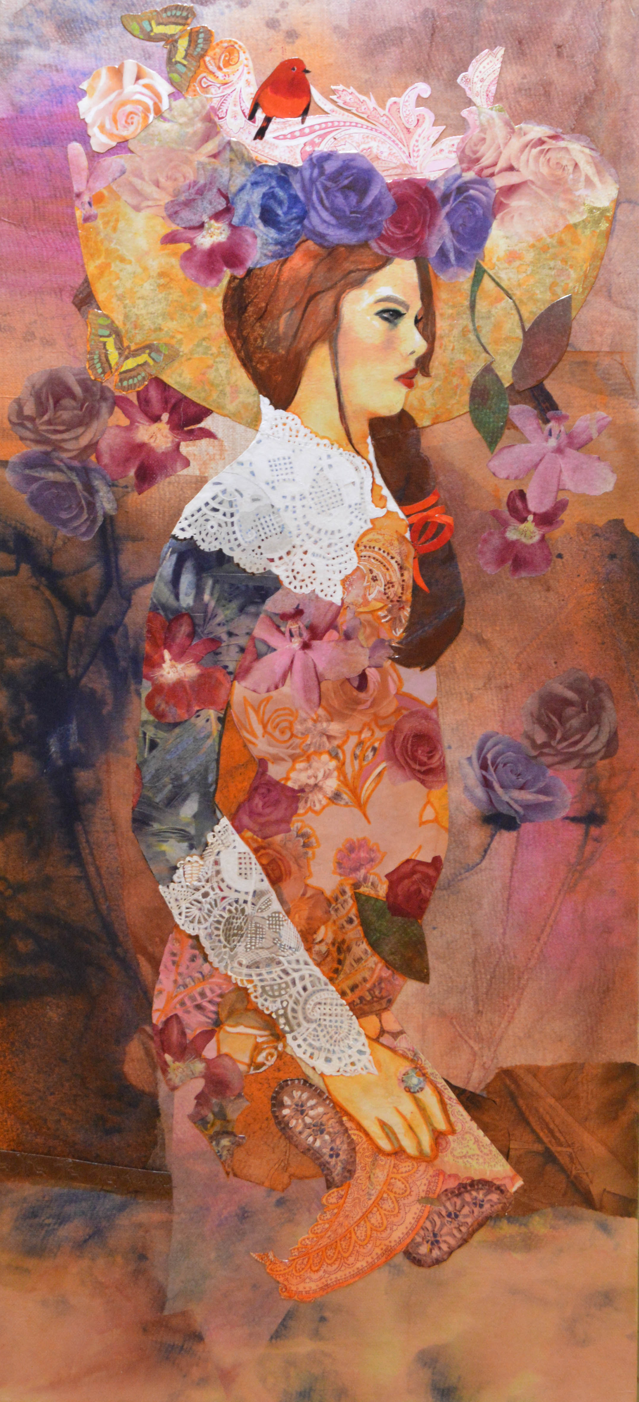 Collage by Cheryl Curnick