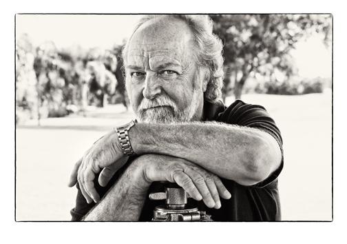 Portrait of Harry De Zitter by David Stevenson Naples, FL