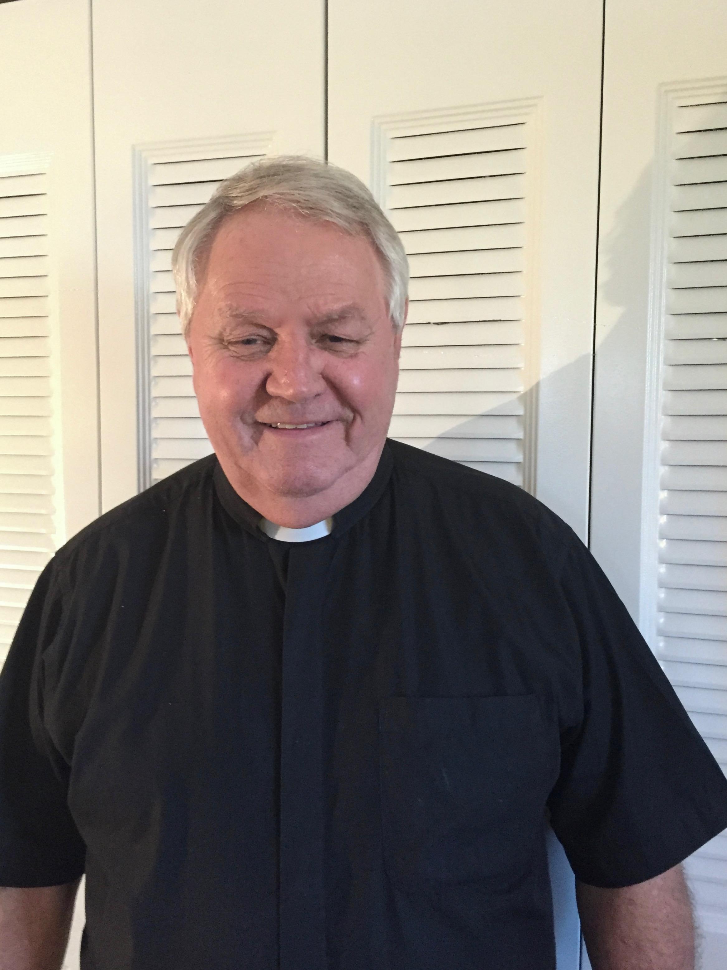 Reverend James Gowland, Deacon - email:deaconjim692@gmail.comphone: 856.429.0007
