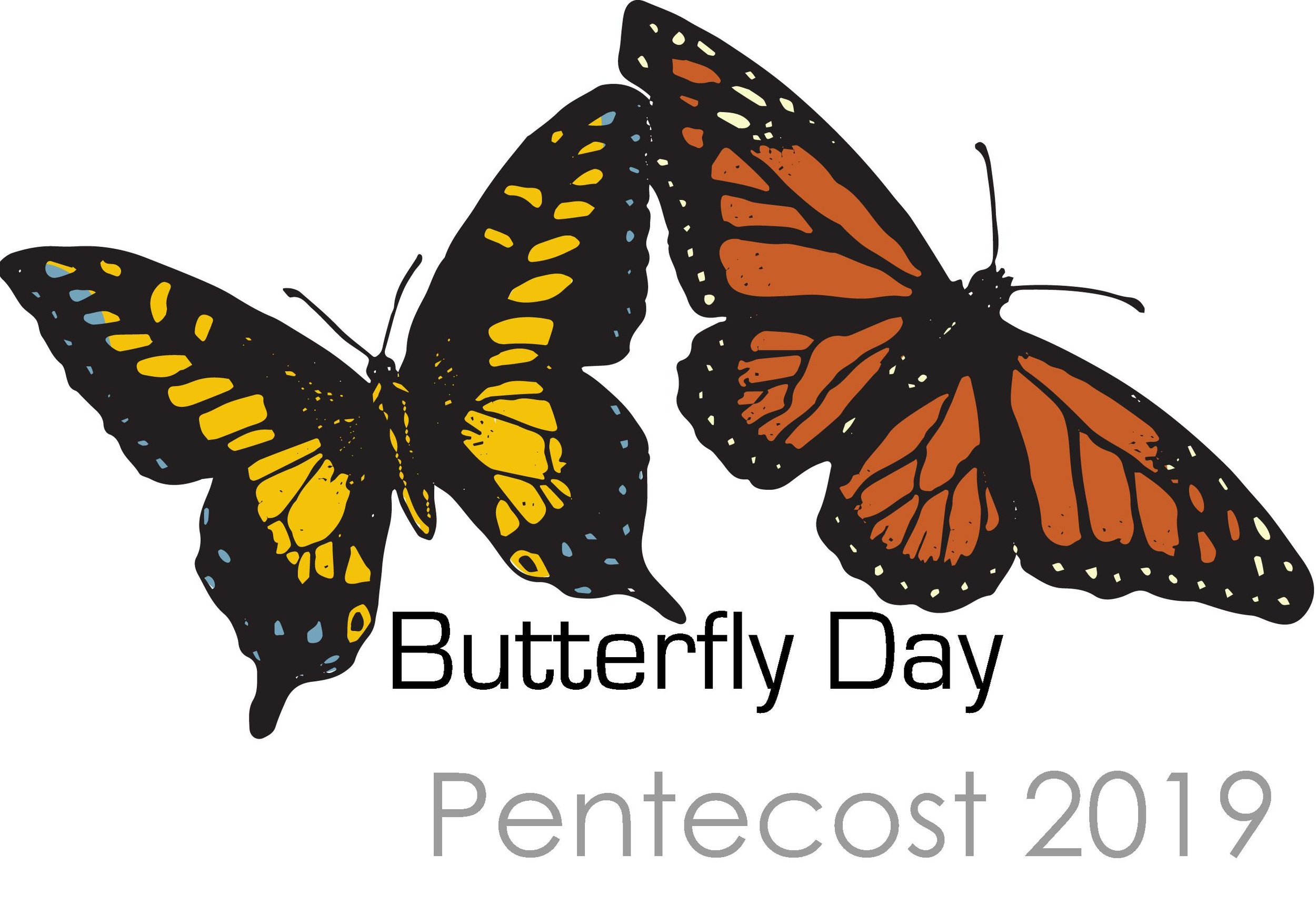 June 9, 2019 PentecostButterfly Day Celebration - Join Grace Church On Sunday, June 9, 2019 as we celebrate Pentecost. After the 9:30 am Holy Eucharist, join us on the church lawn for a fun time for all ages. There will be food of sale from the soon to open Gita's Mobile Cafe. We will have crafts, facepainting and more. Enjoy an afternoon of fun and fellowship.
