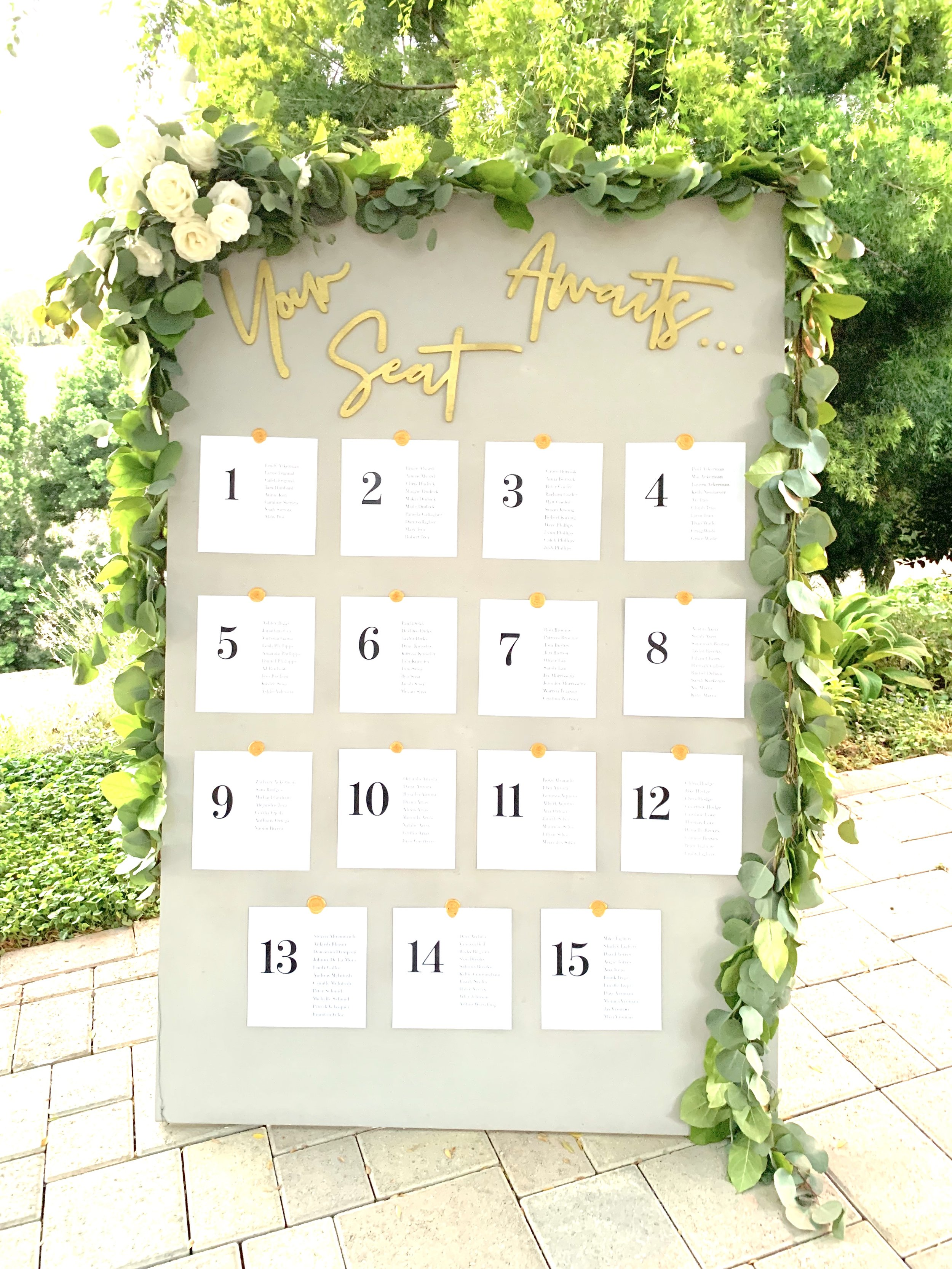 ESCORT PAGE DISPLAY BOARD - $75