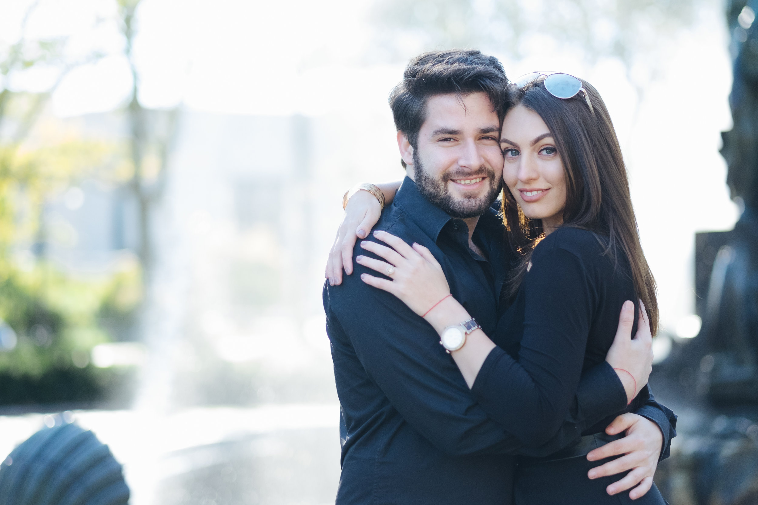 Engagement Gershon & Cate - Eliau Piha studio photography-0013.jpg