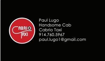 Cabrio Business Card