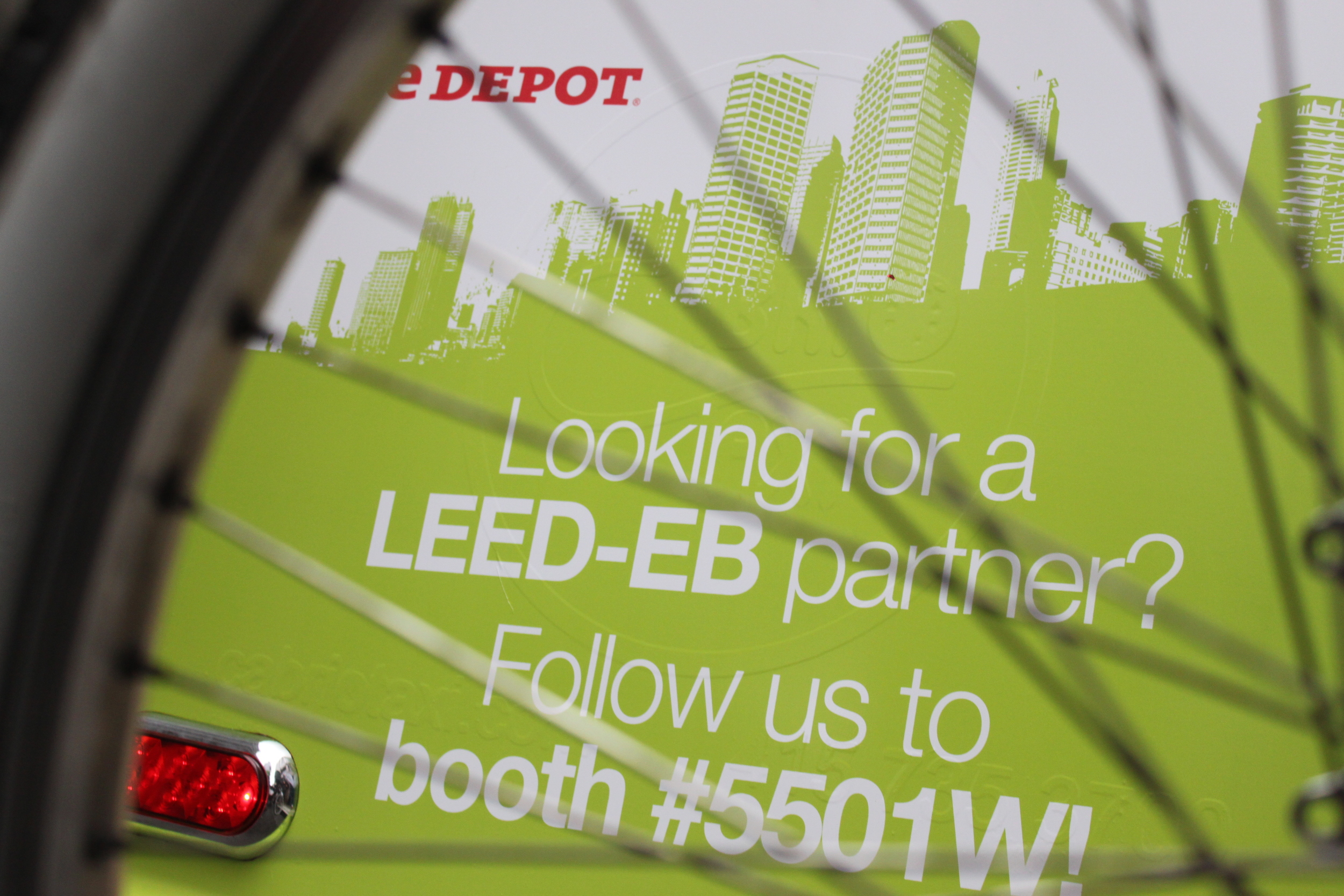 Looking for a LEED-EB Partner?