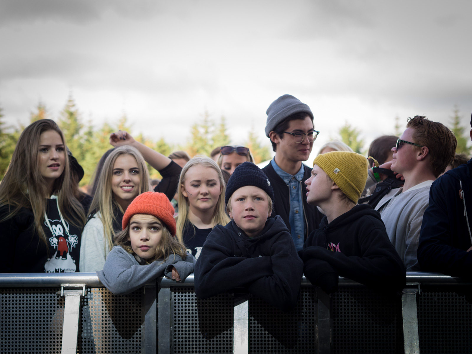 Last Seen: Secret Solstice Music Festival, Reykjavik, Iceland 2014