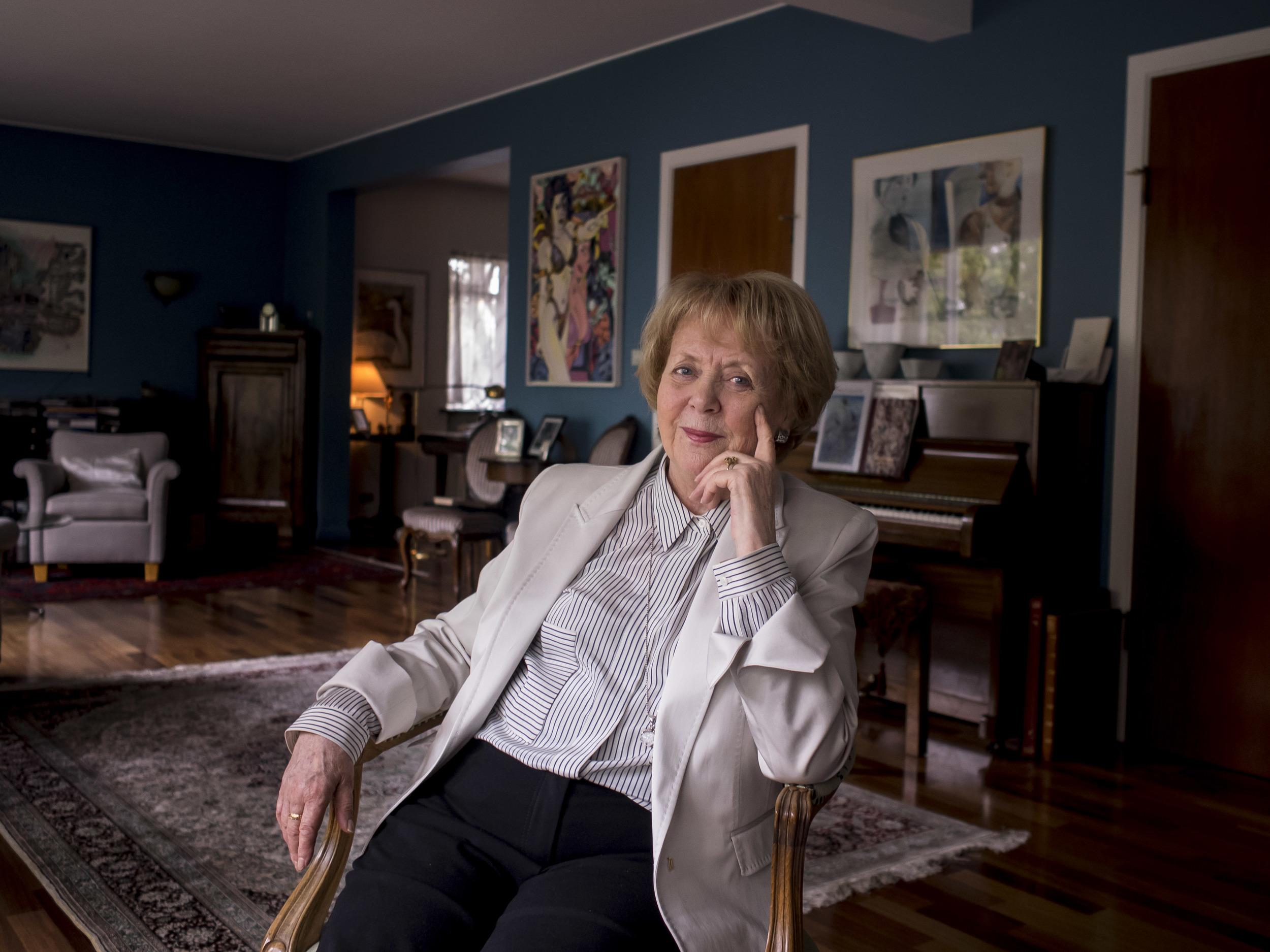 Vigdís Finnbogadóttir, 4th President of Iceland