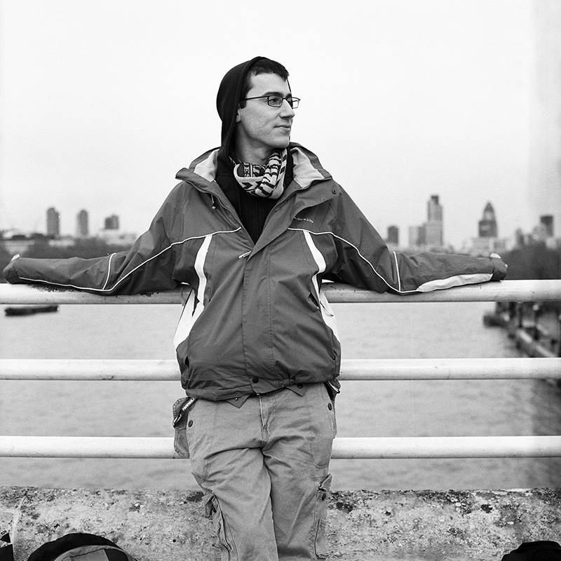 2008 Southbank. First shoot.