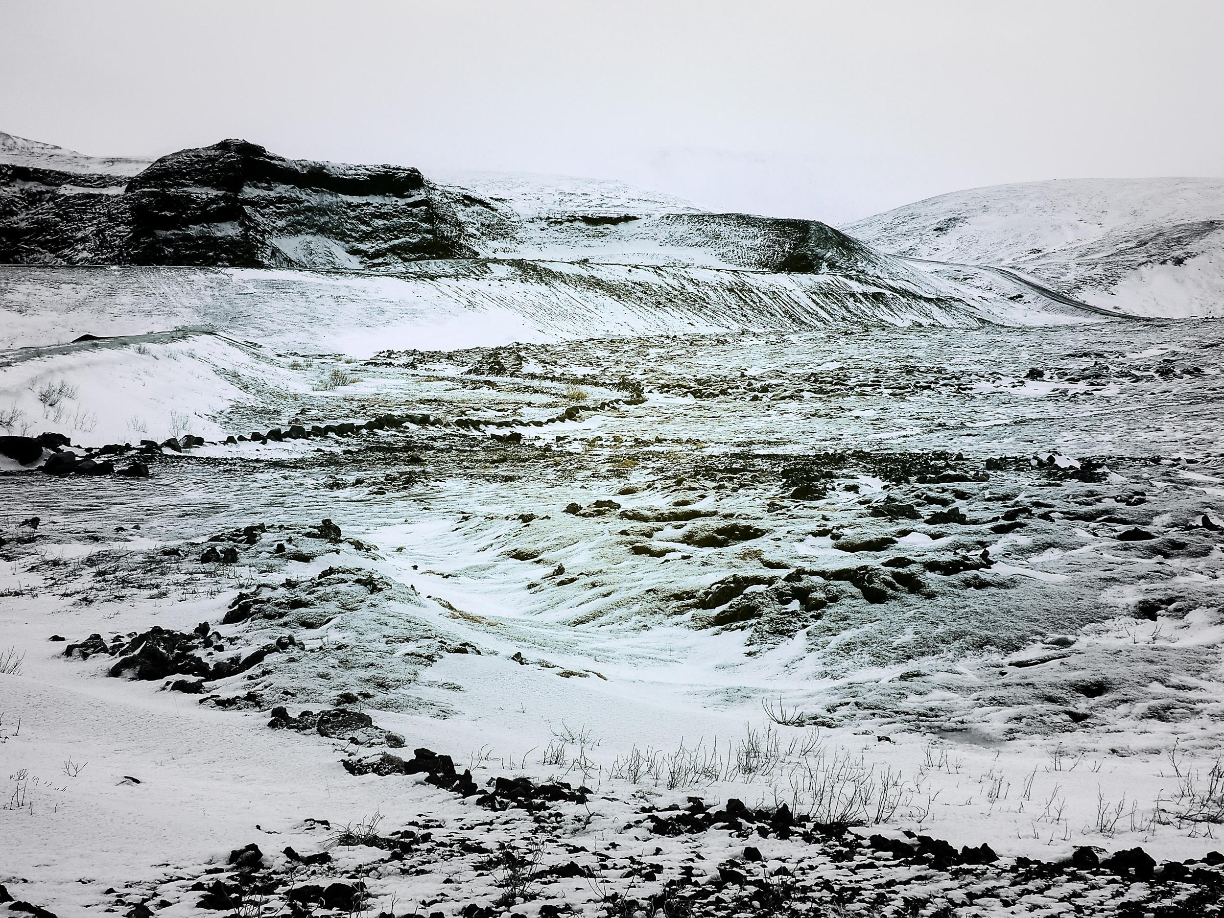 To Krýusuvík, Iceland