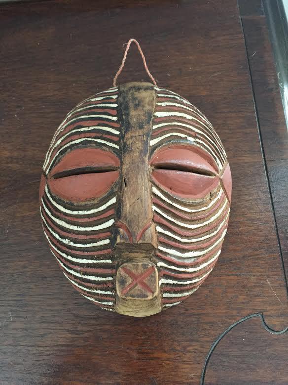 """kifwebe"" Luba Shankadi mask"