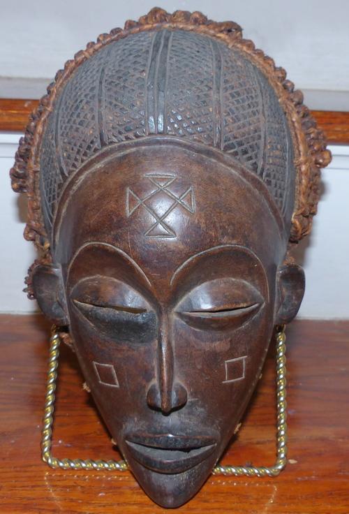 """""""Pwo"""" Chokwe Mask"""