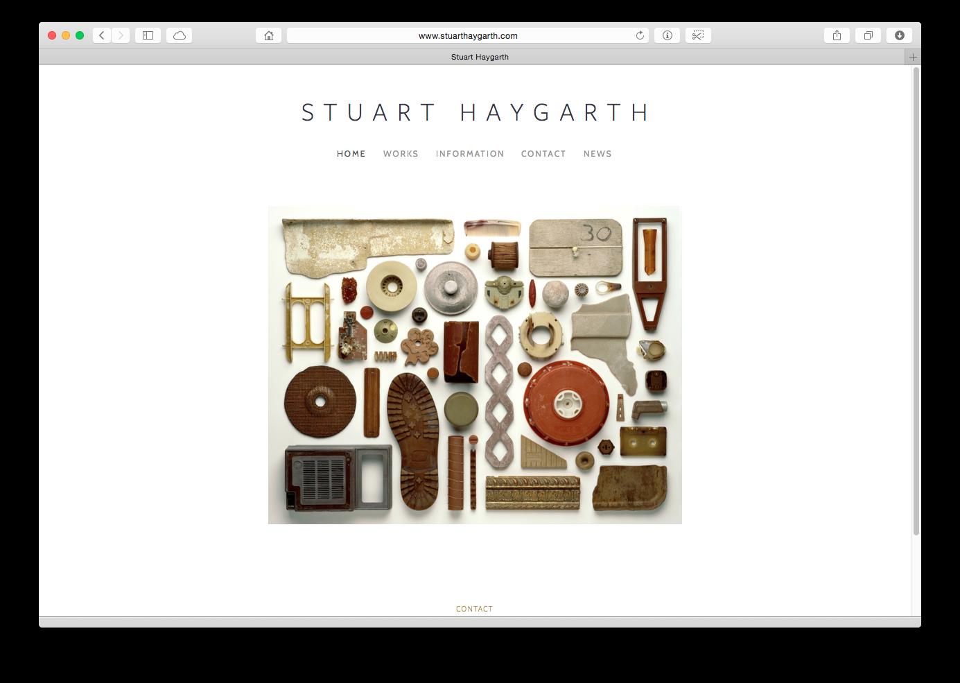 Stuart Haygarth