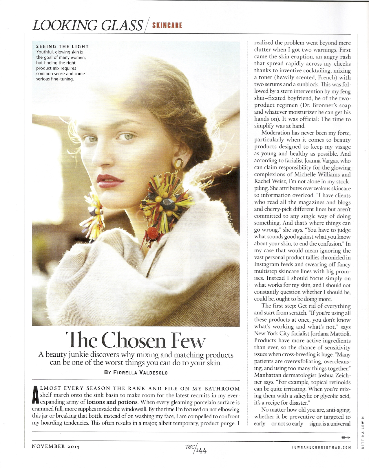 Town & Country- The Chosen Few November 2013 pg 1.jpg