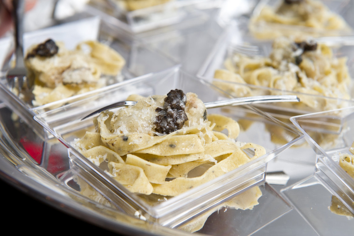 OysterBashNYC_Black Truffle Pasta and Fried Oyster.JPG