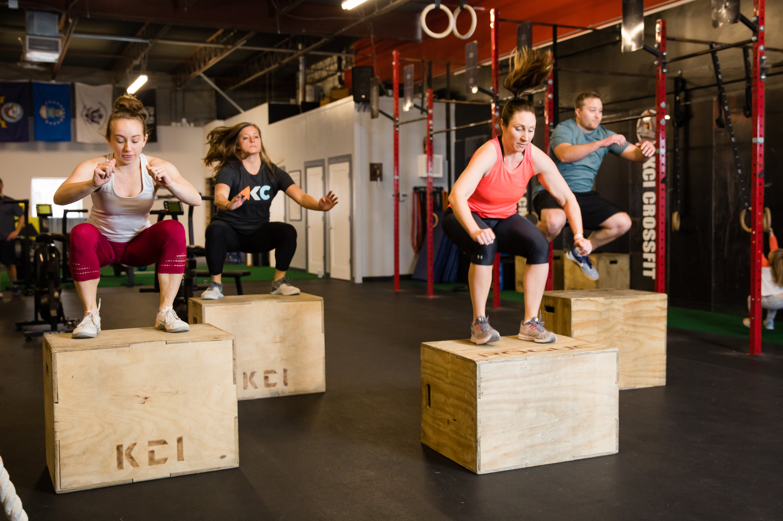 #GRATITUDEandGRIT - Our core values reflect who we are: a fitness community that supports one another by building happier, healthier, & more productive lives. through these values and relationships we accomplish more than we can imagine! KCI CrossFit is where you'll find the best hour of your day! Learn about who we areTry your first class!