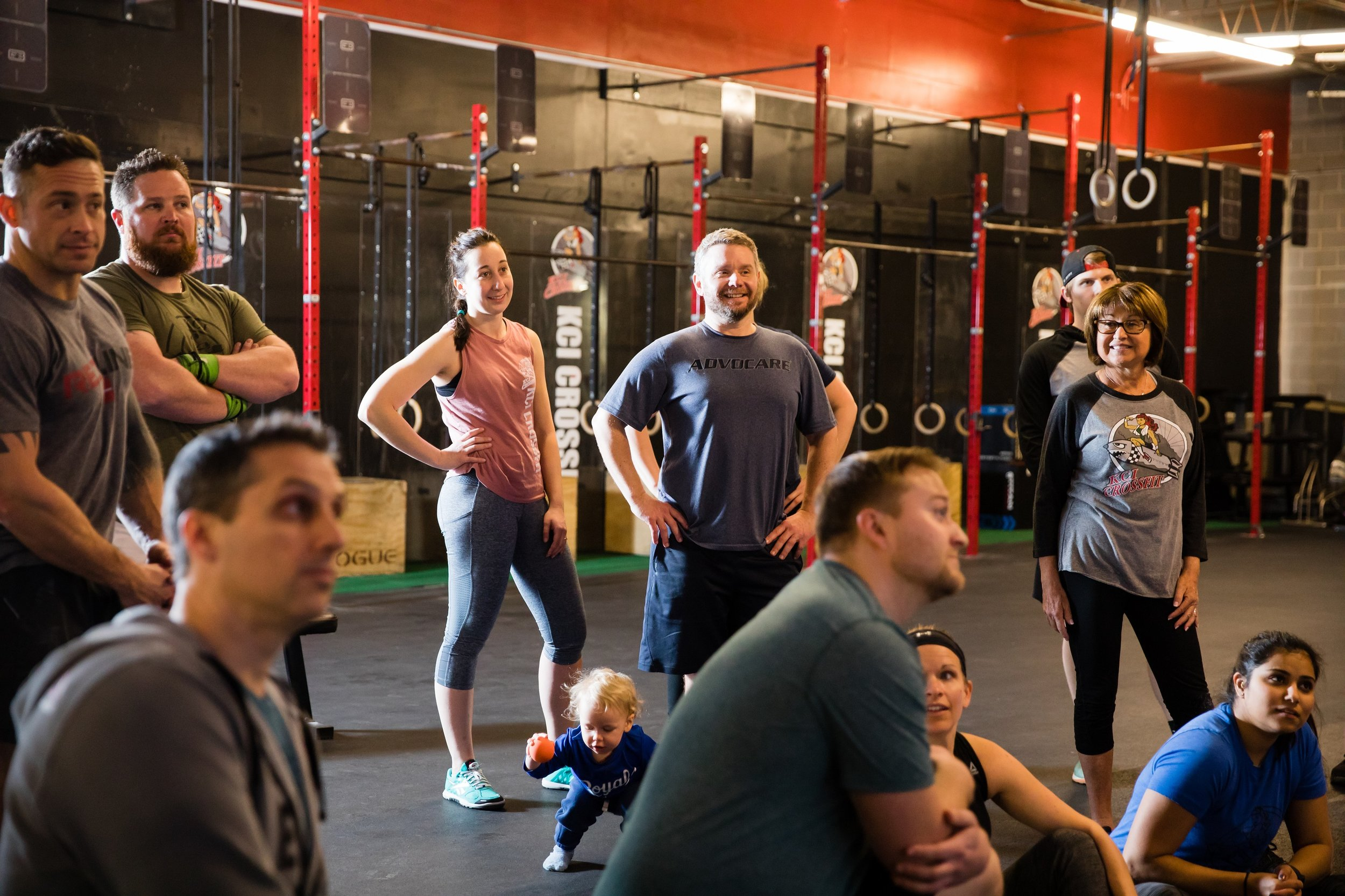 Come try your first CrossFit class! - MondayAM: 5:15am, 6:15am, 7:30am, 9amPM: 12pm, 4:15pm, 5:15pm, 6:15pmTuesdayAM: 5:15am, 6:15am, 7:30am, 9amPM: 4:15pm, 5:15pm, 6:15pmWednesdayAM: 5:15am, 6:15am, 7:30am, 9amPM: 4:15pm, 5:15pm, 6:15pmThursdayAM: 5:15amOpen Gym hours: 9-10am, 4-7pmPM: 12pm, 5:15pm Barbell ClubFridayAM: 5:15am, 6:15am, 7:30am, 9amPM: 4:15pm, 5:15pm, 6:15pmSaturday8am Barbell Club, 9:15am CrossFit Partner WODKIDS CLASS:call us for our current crossfit kids schedule816-659-3076