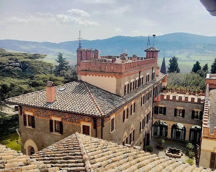 Courtesy of Borgo dei Conti Resort