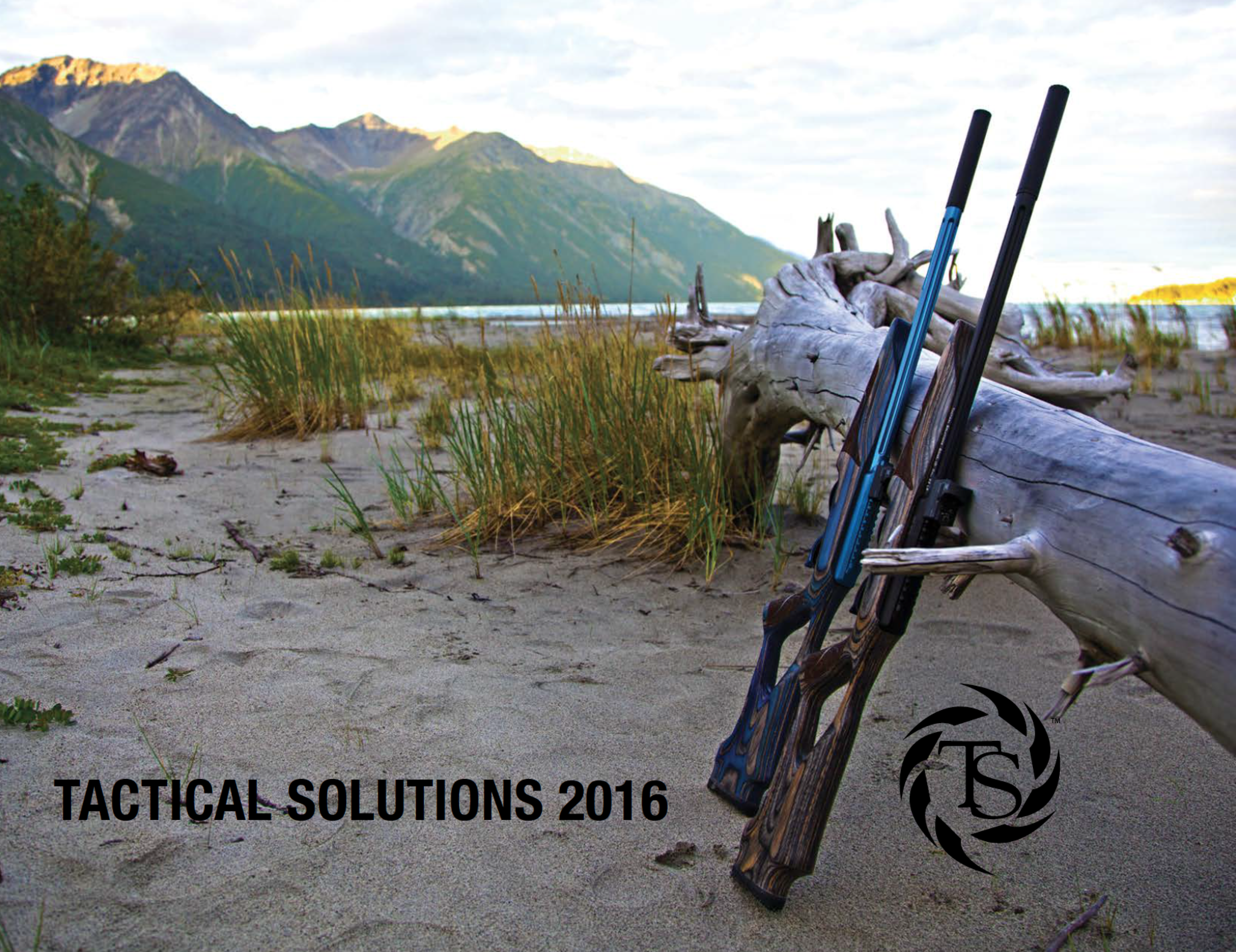 Tactical Solutions Catalog 2016