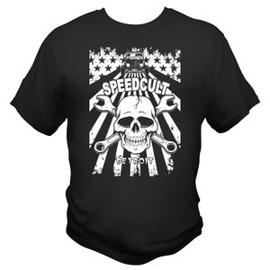 c27955a0c Speedcult Flag Men's T-shirt