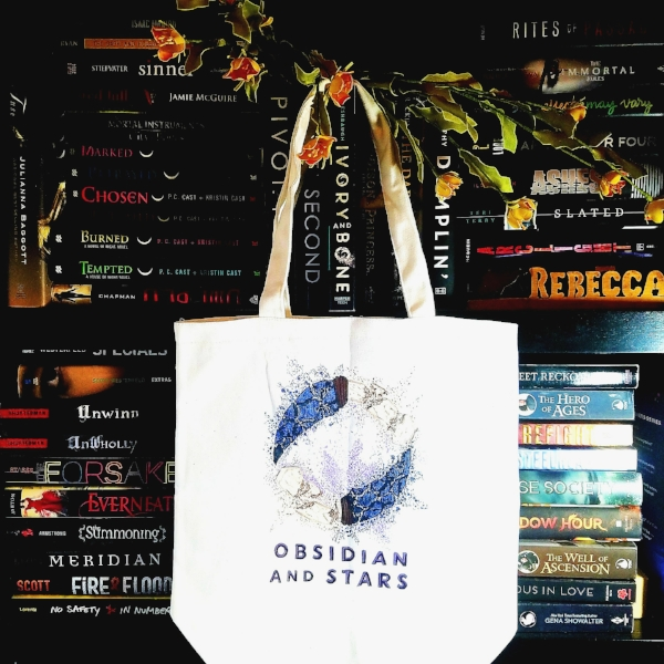 Obsidian and Stars totebag front.jpg