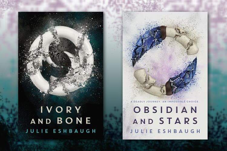The Ivory and Bone Series: IVORY AND BONE and OBSIDIAN AND STARS