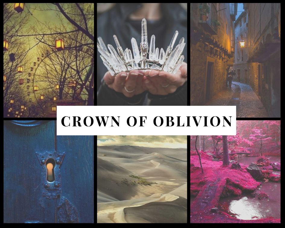 Want to see more great images from the Crown of Oblivion Inspiration Board? Check out my Pinterest.com account!