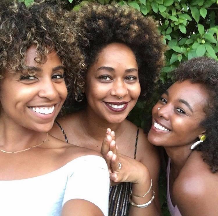 Hella Black Hella Seattle: Alaina, Eula, and Jazz (from left to right). Photo Courtesy of Hella Black Hella Seattle.