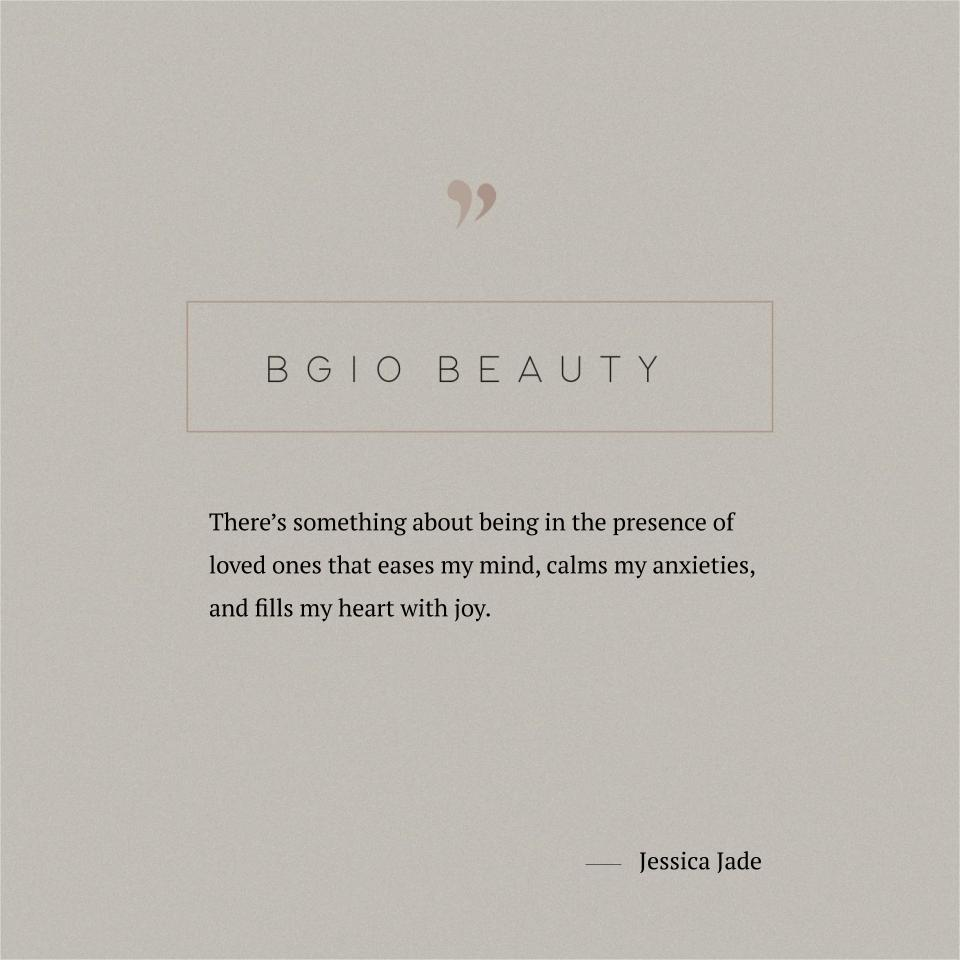 A quote from Jessica Jade