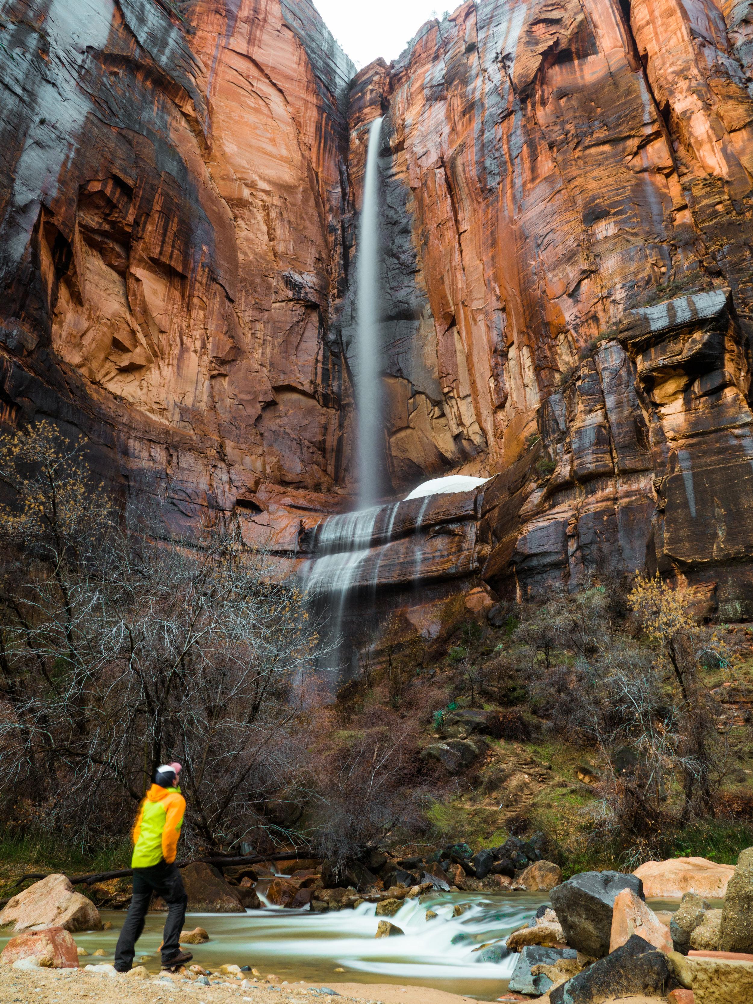 Waterfalls Popping