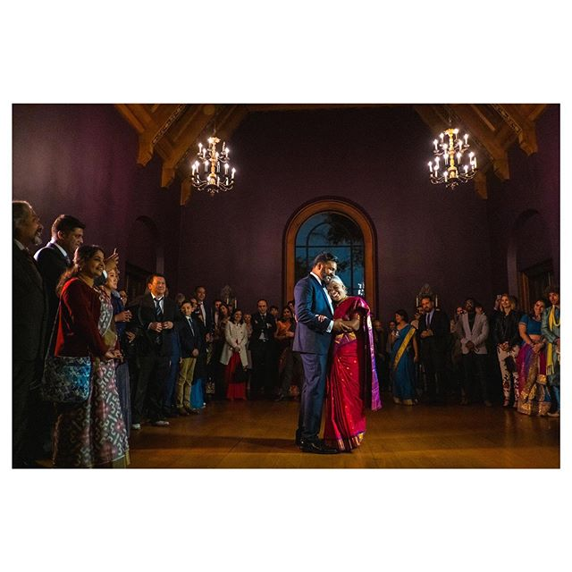 so much love around @va5un & his mom 💕 #ninavarun #weddingphotojournalism #familylove #indianwedding #instadaily