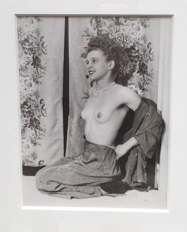 Untitled , c. 1940-52 Silver Gelatin Print 7 1/2 x 9 1/2 in.