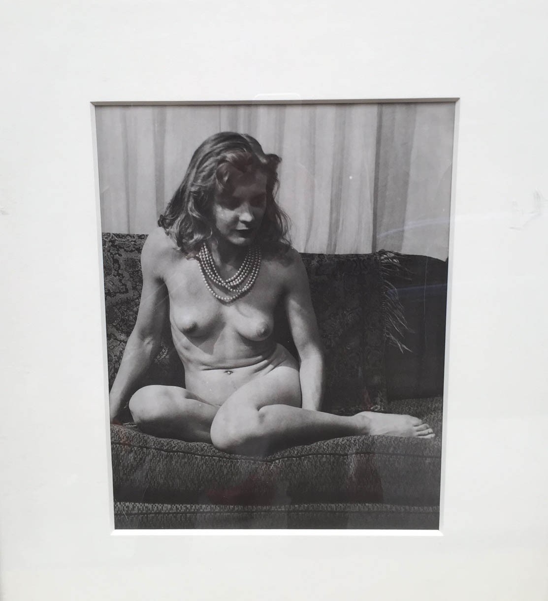 Untitled , c. 1940-51 Silver Gelatin Print 10 x 13 in.