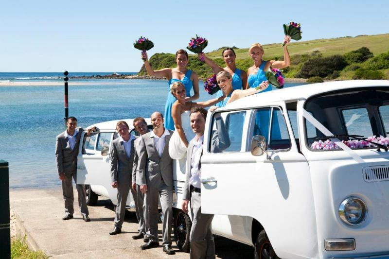 Click here to CONTACT KOMBI OCCASIONS FOR KOMBI HIRE WOLLONGONG - KOMBI HIRE SOUTH COAST NSW