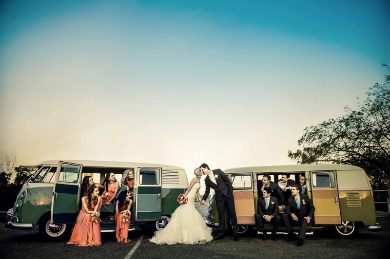 Mirror Image Weddings