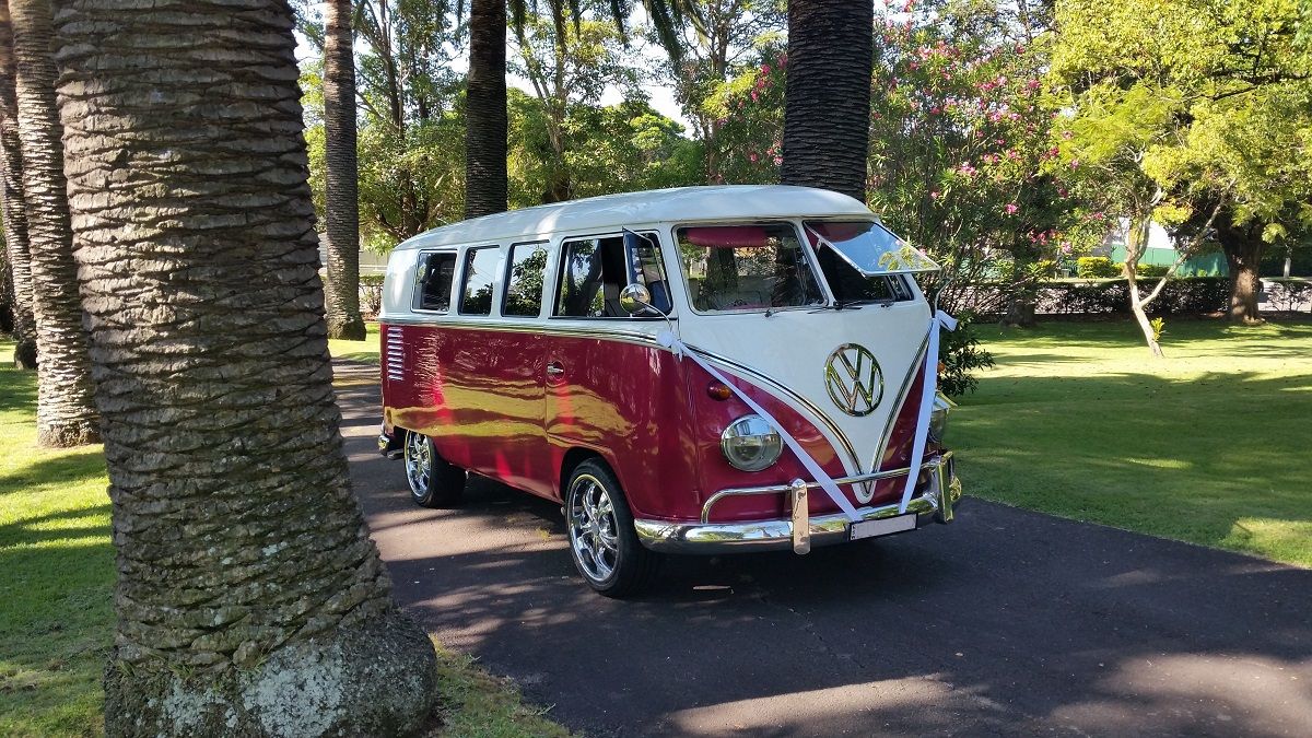 Click here to CONTACT A & L KUSTOM KOMBIS FOR KOMBI HIRE NEWCASTLE - WEDDING KOMBI HUNTER VALLEY