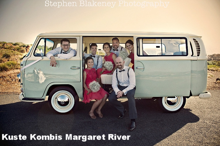 Kombi hire Margaret River
