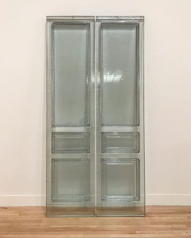 TWO DOORS #rachelwhiteread