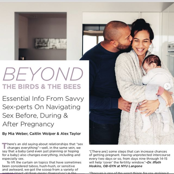 Beyond the Birds and the Bees - Featured expert by New York Family Magazine