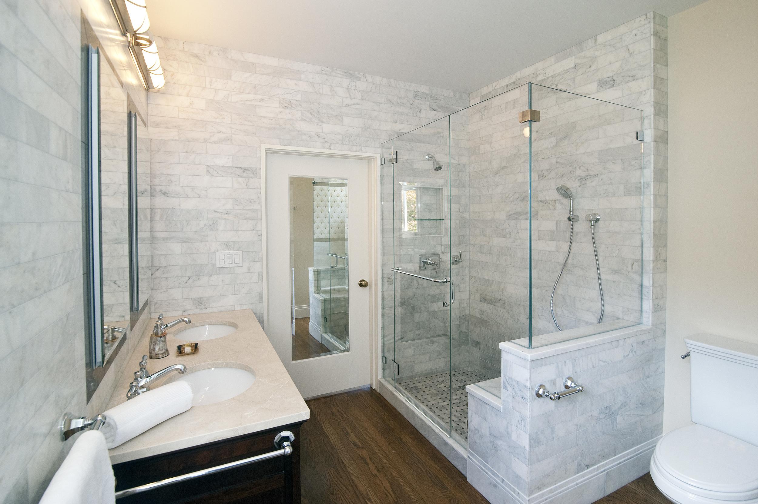 Piedmont Master Bathroom