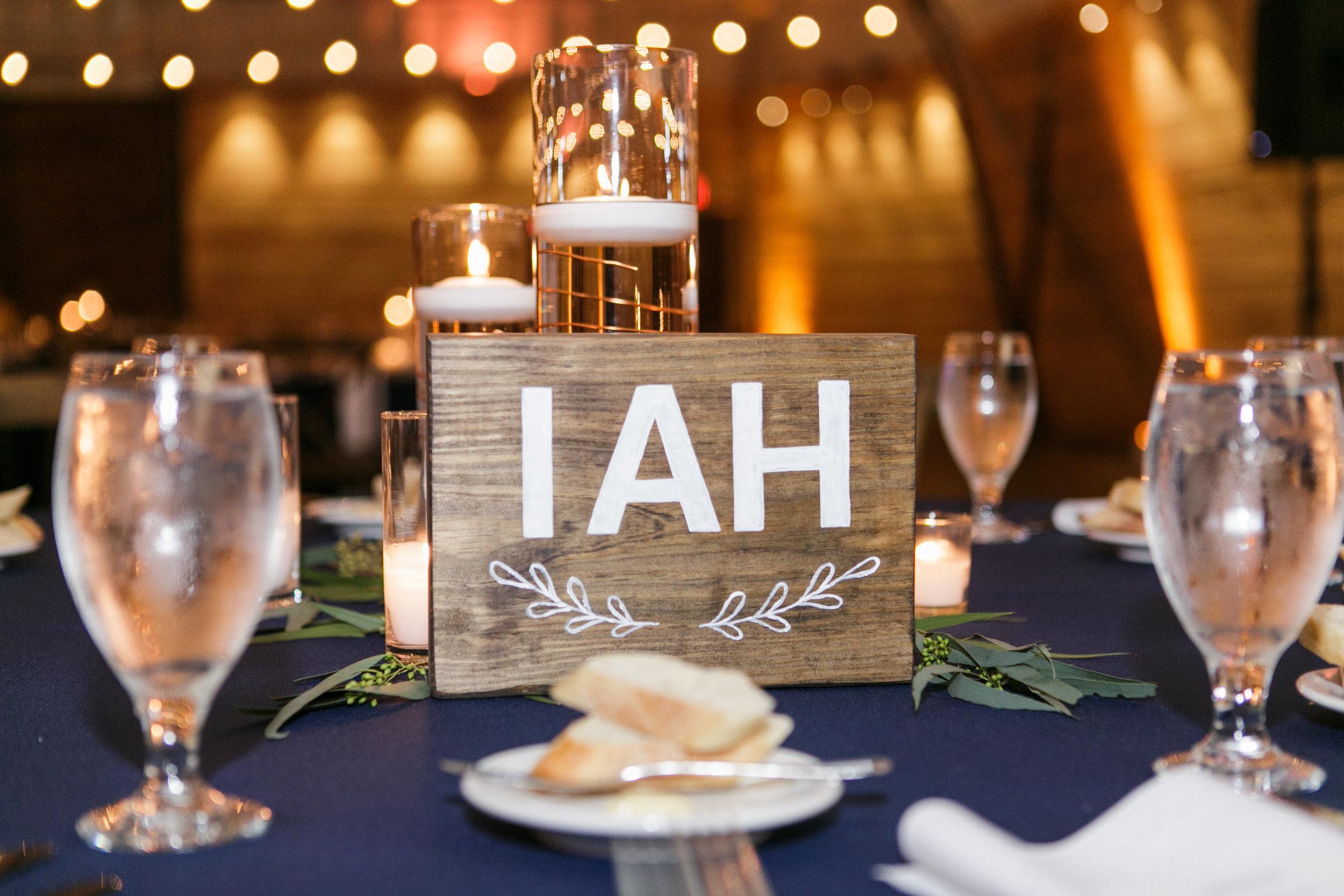 travel themed wedding reception table.jpg