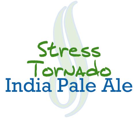 Stress Tornado   Central Coast IPA  7.6% ABV   76 IBU