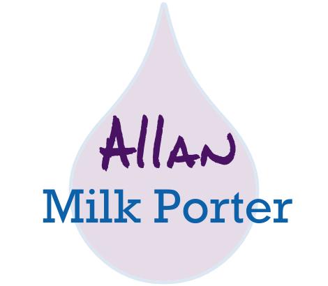 Allan   Milk Porter  5.0% ABV   30 IBU