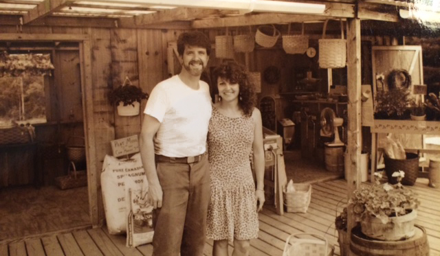 Riverside founders, Toby & Pam Tyler, 1990